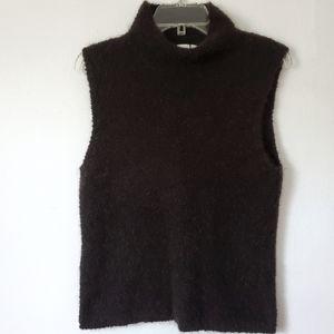 Anne Klein/ Wool Mohair Blend Vest